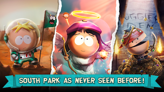 South Park: Phone Destroyer MOD APK (Unlimited Money) 5
