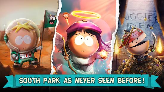 Hack Game South Park: Phone Destroyer apk free