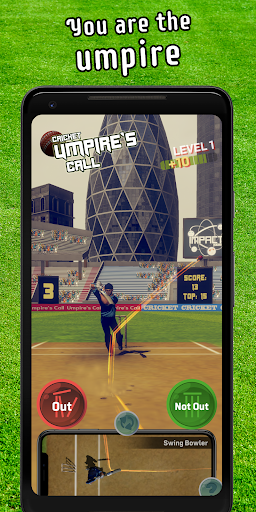 Cricket LBW - Umpire's Call 2.808 screenshots 1