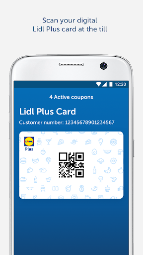 Lidl Plus modavailable screenshots 1