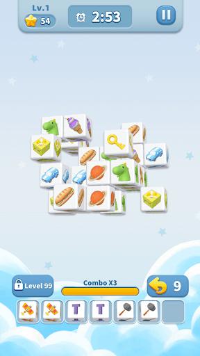 Cube Master 3D - Match 3 & Puzzle Game Apkfinish screenshots 3