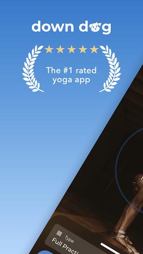 Yoga   Down Dog apktram screenshots 1
