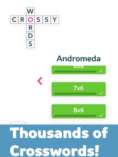 Crosswords Pack (Crossword+Fill-Ins+Chainword) screenshots 10