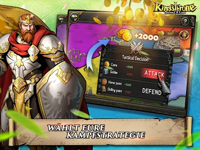 King's Throne: Game of Lust Screenshot