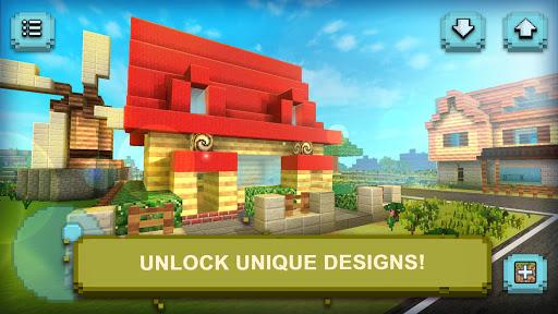 Builder Craft: House Building & Exploration  screenshots 3