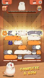 Haru Cats: Slide Block Puzzle Mod Apk (Unlimited Money + No Ads) 2