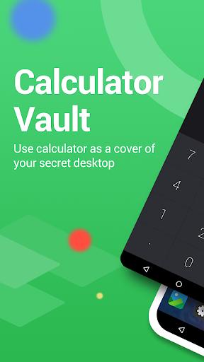 Calculator Vault : App Hider - Hide Apps  Screenshots 2
