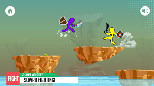 Supreme Stickman Battle Fight Warriors 2020 1.0 pic 1