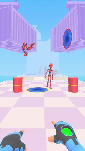 Portal Hero 3D: Action Game  screenshots 1