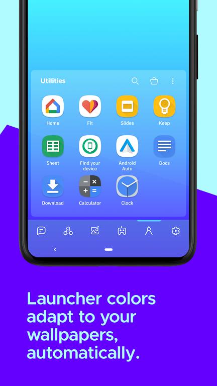 Smart Launcher 5  poster 4