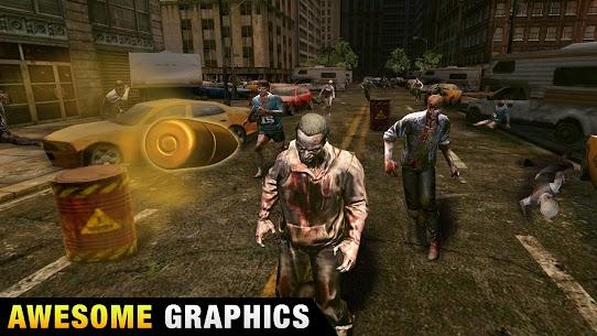 Sniper Zombies: Offline Shooting Games 3D 3