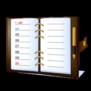 Calendar Personal Planner Diary Jorte 1.9.68 by Jorte Inc. logo