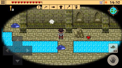 Survival RPG 2: Ruins of Lost Temple Adventure 2d 4.4.7 screenshots 8