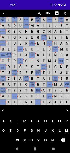 Mots Flu00e9chu00e9s Franu00e7ais 1.3 screenshots 6