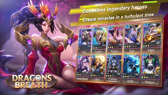 Dragons Breath MOD APK 1.0.5 (MENU MOD) 7