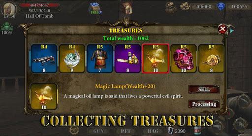 Dungeon Shooter : The Forgotten Temple apktram screenshots 7