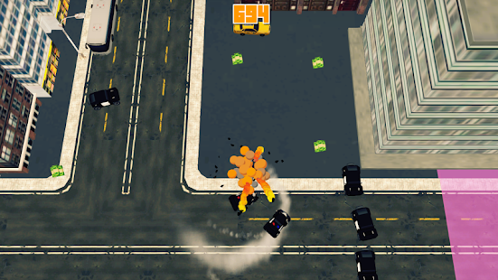 Car Chase Challenge Screenshot