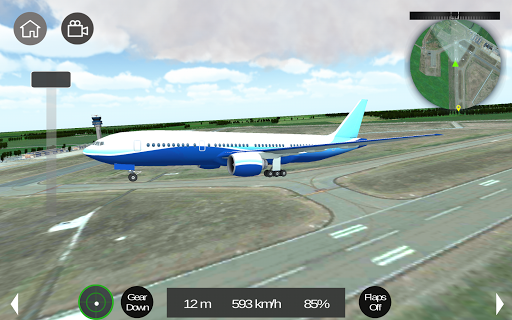 Flight Sim 3.2.0 screenshots 1
