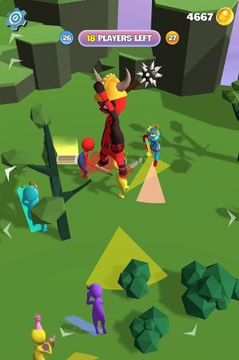 Stickman Smashers -  Clash 3D Impostor io games 1.0.5 screenshots 20