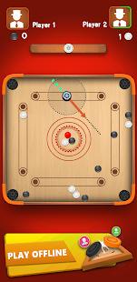 Carrom Star : Multiplayer Carrom board game 2.3 Screenshots 5