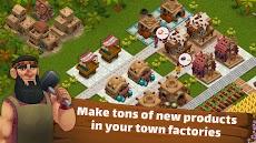 SunCity: City Builder, Farming game like Cityvilleのおすすめ画像5