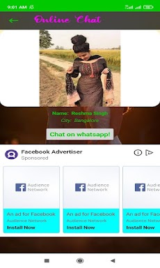 Girls Mobile Number For Video Chatのおすすめ画像3
