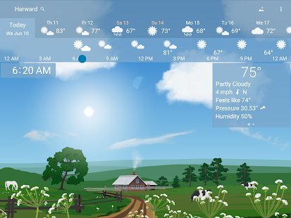YoWindow Weather - Unlimited Screenshot