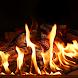 炎と自然の癒し - Androidアプリ