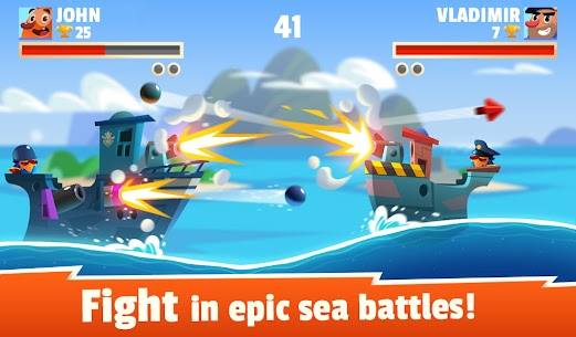 Oceans of Steel Mod Apk (Free Chests/Free Coins) Download 5