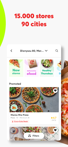 efood delivery 4.7.1 Screenshots 2