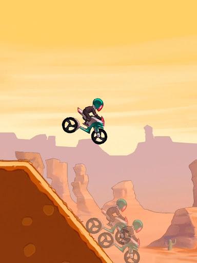 Télécharger Gratuit Bike Race Gratuit - Jeux de Course de Moto APK MOD (Astuce) screenshots 2