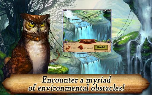 Runefall - Medieval Match 3 Adventure Quest screenshots 4