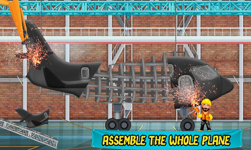 Build an Airplane u2013 Design & Craft Flying Plane 1.0.8 screenshots 3