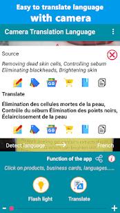 Camera Translator - Live Translation App 3.4.1 Screenshots 10