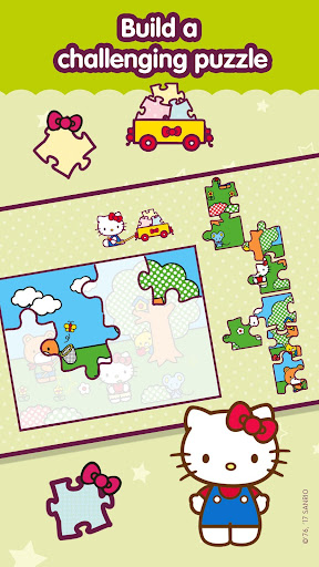 Hello Kitty u2013 Activity book for kids  screenshots 4
