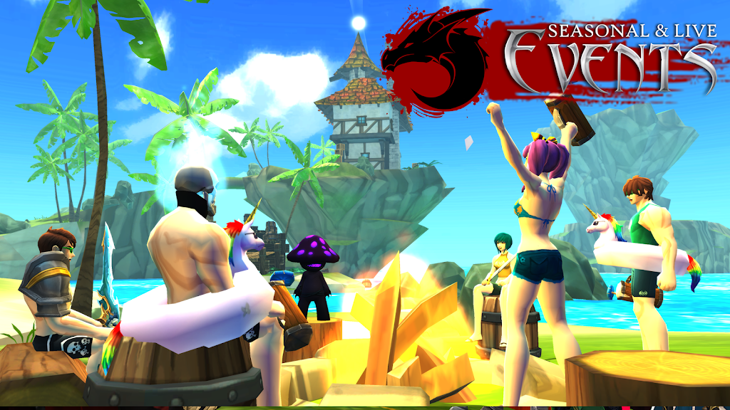 AdventureQuest 3D MMO RPG  poster 21