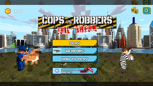 Cops Vs Robbers: Jailbreak 1.99 screenshots 1