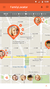 Zoemob Family Locator 4.75 Screenshots 5