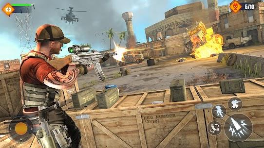 Anti Terrorist offline Shooting Games 2021 – ATSS 10