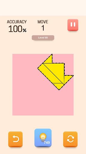 Paper Folding Puzzle  screenshots 13