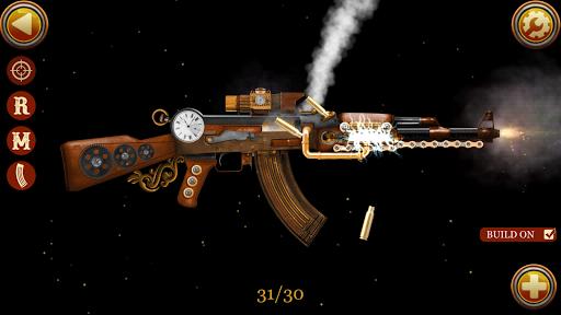Steampunk Weapons Simulator - Steampunk Guns  screenshots 12