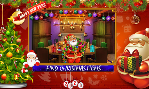 Free New Escape Games 41-Winter Secret Room Escape v2.1.0 screenshots 3