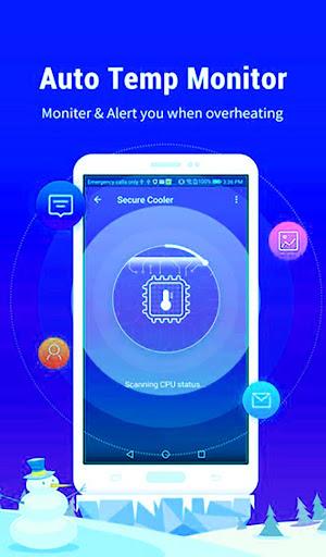 Phone Cool Down - Cooling Master & CPU Cooler 1.1.9 screenshots 2