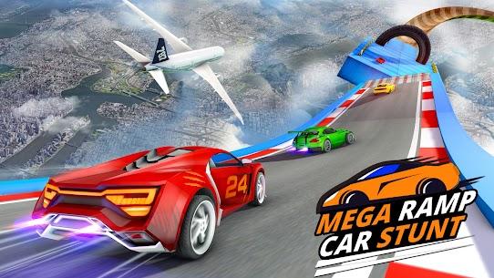 Ramp Car Stunts 2021 – Mega Ramps Car Stunt Races 2