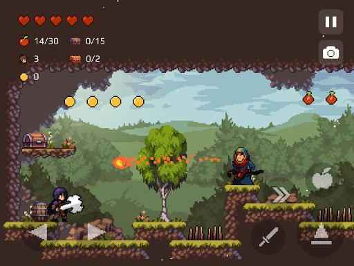 Apple Knight: Action Platformer  screenshots 10