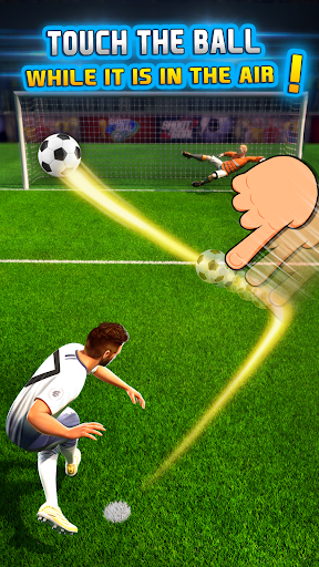 Shoot Goal: World Leagues Soccer Game  Screenshots 2
