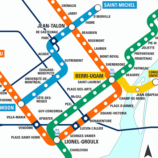 Montreal Subway System Map.Montreal Subway Map Apps On Google Play