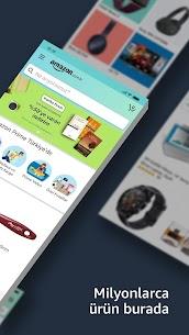 Amazon Mobil alışveriş uygulaması 2