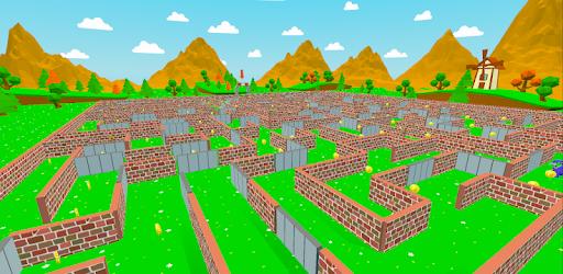 Labyrinthe Jeu 3D - Labyrinthes APK 0