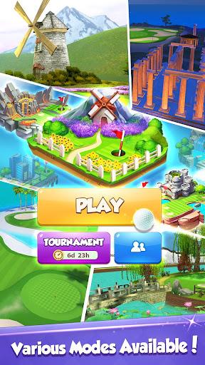 Golf Rival Apkfinish screenshots 4